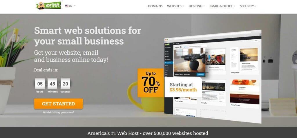 Alojamiento Web Hostpapa