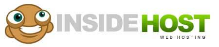 Insidehost Gray Logo