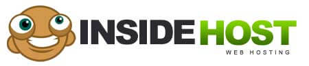 Insidehost Logo White Background